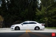 VW CC R Line Vossen VLE 1 Limited Edition Wheels 6 190x127 20 Zöller Vossen Wheels VLE 1 am VW Passat CC R Line