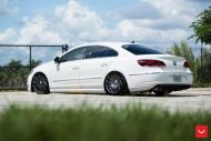 VW CC R Line Vossen VLE 1 Limited Edition Wheels 7 190x127 20 Zöller Vossen Wheels VLE 1 am VW Passat CC R Line