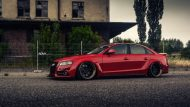 adv1 wheels audi a4 widebody stance new alus 1 190x107 Mega Fett   Adv.1 Wheels ADV5.0 am Breitbau Audi A4