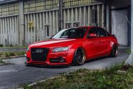 adv1 wheels audi a4 widebody stance new alus 2 190x127 Mega Fett   Adv.1 Wheels ADV5.0 am Breitbau Audi A4