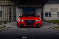 adv1 wheels audi a4 widebody stance new alus 3 190x127 Mega Fett   Adv.1 Wheels ADV5.0 am Breitbau Audi A4