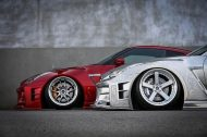 kuhl racing widebody nissan gt r coming to sema o gallery 13 190x126 Alles was geht   Kuhl Racing Nissan GT R Widebody