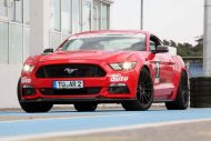 low KW V3 Ford Mustang tuning 1 190x127 Ford Mustang   tiefer & sportlicher Dank KW Fahrwerk