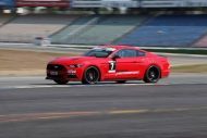 low KW V3 Ford Mustang tuning 2 190x127 Ford Mustang   tiefer & sportlicher Dank KW Fahrwerk