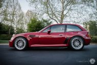 mcoupe 3  c58962982aca67e44be0b838200a7df7455bd3ae 190x127 Fitter Turnschuh   BMW Z3 M Coupe mit HRE Wheels