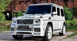 mercedes g class by art is brutally ugly packs 750 hp in 1 310x165 Mächtig auffällig   Mercedes G Klasse vom der A.R.T. tuning GmbH