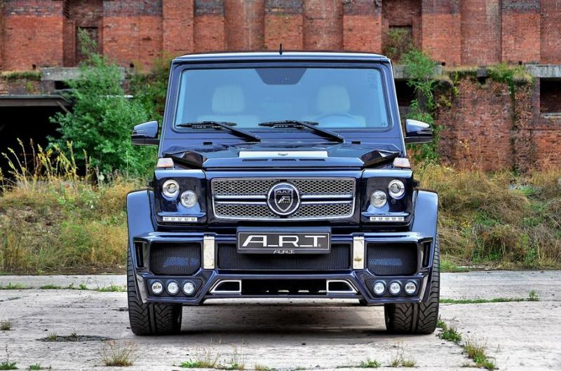 mercedes-g-class-by-art-is-brutally-ugly-packs-750-hp-in-4