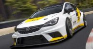 opel astra tcr car 2 190x100 OPEL ASTRA TCR   Neues Auto für neue Rennserie!