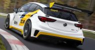 opel astra tcr car 3 190x100 OPEL ASTRA TCR   Neues Auto für neue Rennserie!