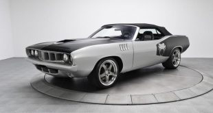 plymouth cuda with a viper chassis and v10 1 310x165 Viper Fahrwerk und V10 Motor im 71er Plymouth Cuda
