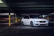 stance sc6 bmw f30 white 1 190x127 Stance Wheels SC6 in Grau am weißen BMW F30 335i