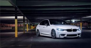 stance sc6 bmw f30 white 1 310x165 Stance Wheels SC6 in Grau am weißen BMW F30 335i