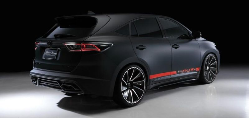 toyota-harrier-by-wald-international-has-the-black-bison-13