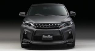 toyota harrier by wald international has the black bison 14 310x165 Wald Internationale   Toyota Harrier Black Bison Bodykit