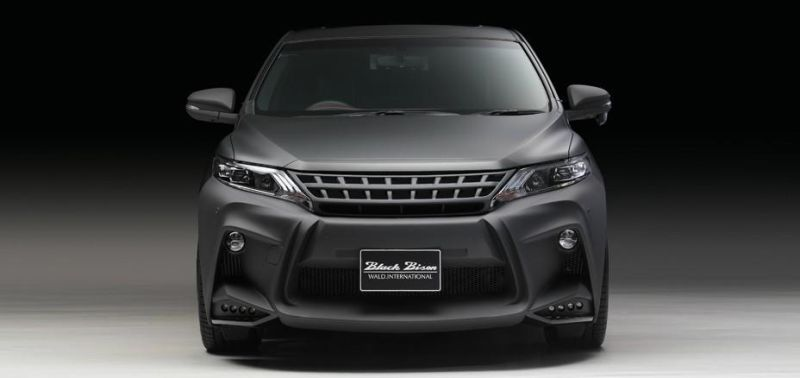 toyota-harrier-by-wald-international-has-the-black-bison-14