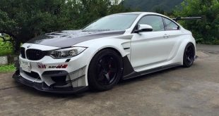 varis m4 1 tuning 1 310x165 Der Civic lebt Varis Arising Bodykit am Honda Civic Type R