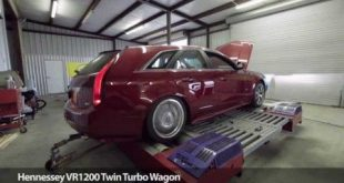 video 1 200 ps im cadillac cts v 310x165 Video: 1.200 PS im Cadillac CTS V Sport Wagon von Hennessey