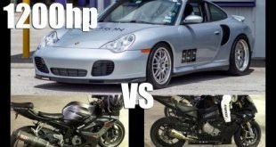 video 1 200 ps porsche 911 vs bm 310x165 Video: 1.200 PS Porsche 911 vs. BMW S1000RR & Suzuki GSX R