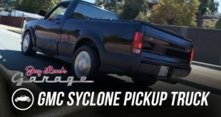 video 1991 gmc syclone pickup tr 310x165 Video: 1991 GMC Syclone Pickup Truck   gefahren von Jay Leno
