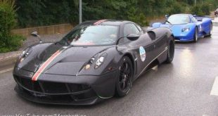 video 2015er pagani vanishing po 310x165 Video: 2015er Pagani Vanishing Point   Zonda 760, Huayra und mehr!