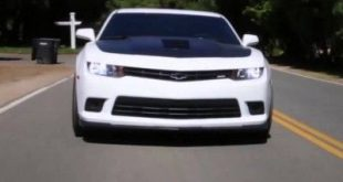 video magnaflow v8 chevrolet cam 310x165 Video: MagnaFlow V8 Chevrolet Camaro Sportauspuff