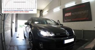 11017865 10153522375699476 2142457699560627407 n 310x165 VW Golf 6 GTD mit 201PS & 442NM by BBM Motorsport