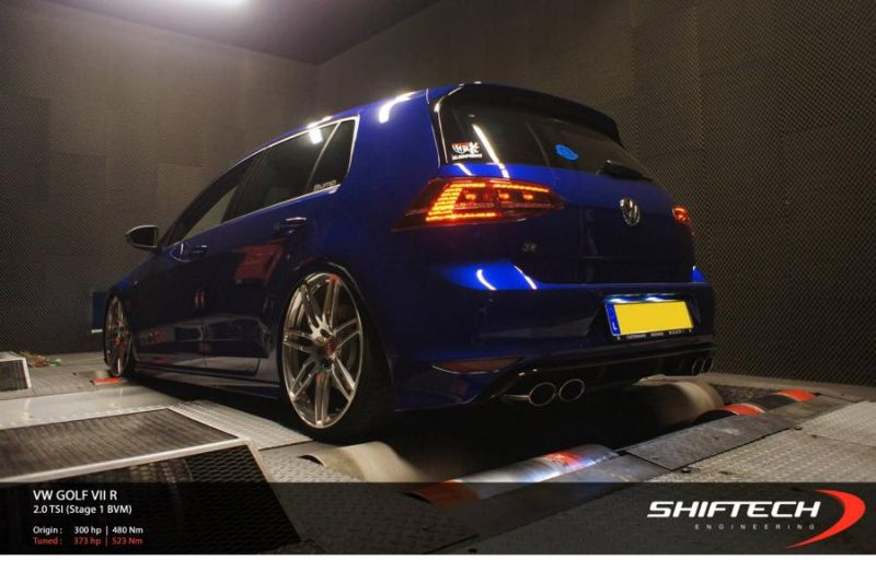 11053505 894062763962852 8532897750931915056 o VW Golf 7 (VII) R 2.0 TSI mit 373PS by Shiftech