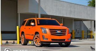 11113370 879685068735164 8569142325184415784 o 310x165 Knalliges Orange & Forgiato´s am Cadillac Escalade