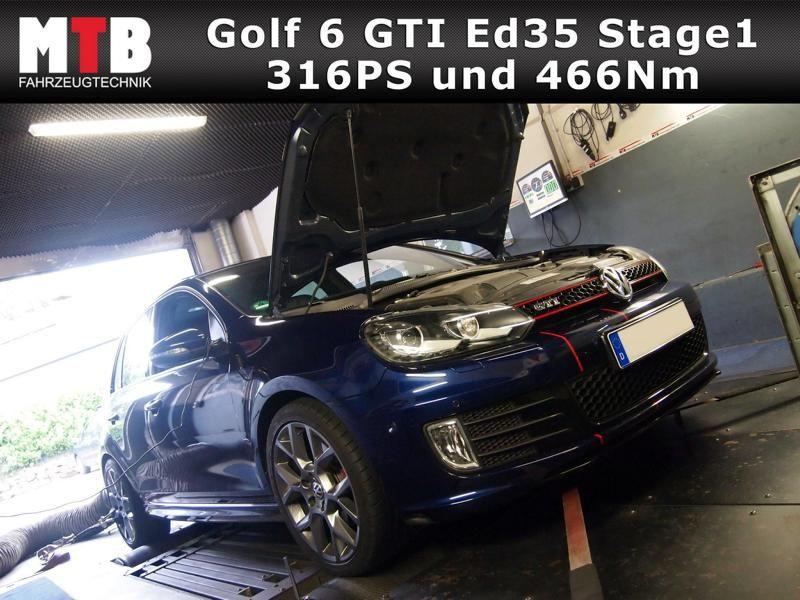 11222923 938240456222362 2583354191921910502 o VW Golf 6 GTI Edition 35 mit 316PS by MTB Fahrzeugtechnik