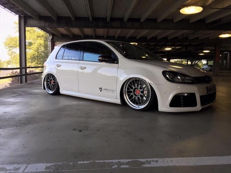 vw golf 6r with mbdesign alloy wheels type lv1 in 20 inches magazine. Black Bedroom Furniture Sets. Home Design Ideas