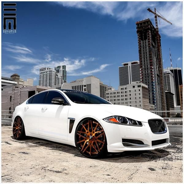 11792130 10153067679801662 2535375704210719558 o Forgiato Wheels Alufelgen in Bronze am Jaguar XF