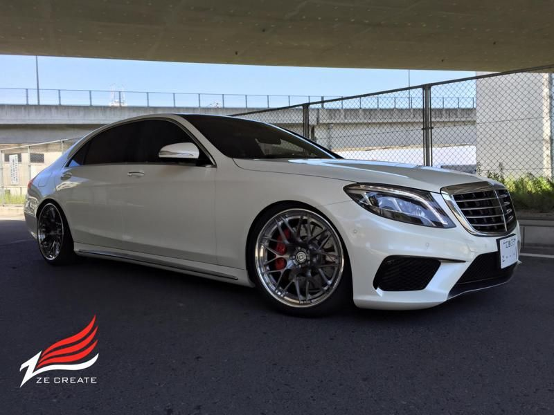 11802821 868599456527262 2383575344165324078 o HRE Performance Wheels RS1 an der Mercedes S Klasse