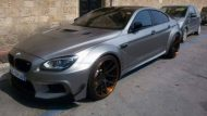 11813375 693677840732325 8132506159588928072 n 190x107 BMW M6 Gran Coupe mit Wide Body Kit