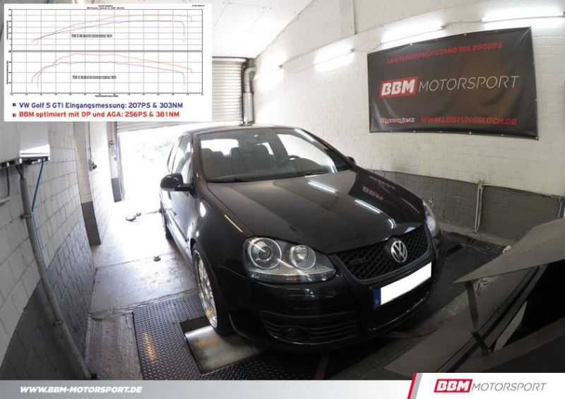 11822601 10153517350694476 7769912295495909831 n VW Golf V GTI mit 256PS & 381NM   Tuning by BBM Motorsport