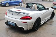 11836674 886427958092353 6616949457925638468 n 190x127 Brachial   Rowen International tunt den BMW Z4 E89