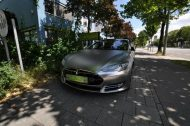 11850680 1013860041981378 6290541674090869642 o 190x126 Vollfolierung   Tesla Model S P85D in Alubeam Chrom matt