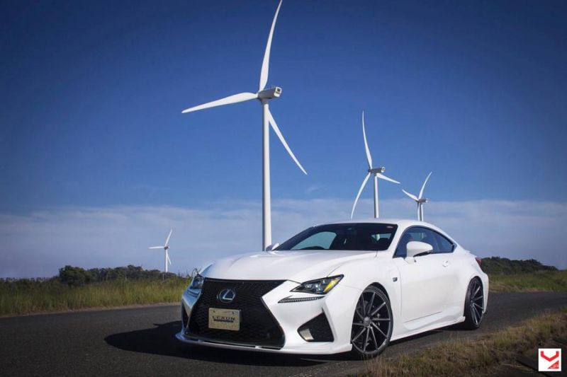 11856527 1182612838420987 4189405133989987439 o Vossen Wheels CVT Alu´s am Lexus RC F (RCF)