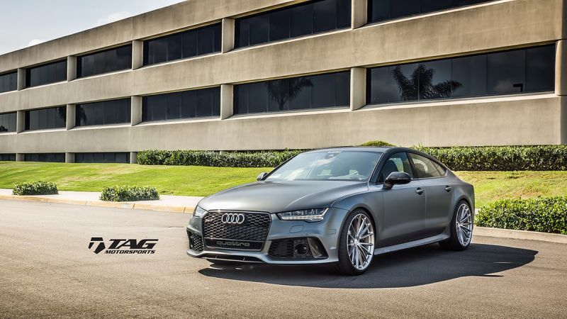11872042 10153228235678347 1915529768928610718 o Audi A7 RS7 mit HRE Wheels by TAG Motorsports