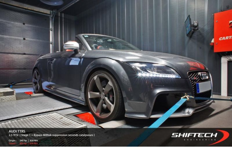 11875009 1054968417847138 8300613439861475773 o AUDI TTRS 2.5 TFSI mit 402PS & 626Nm by Shiftech