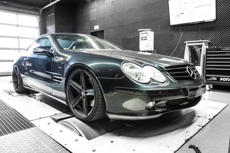 11875022 10153417369881236 5669485726519930215 o Mercedes Benz SL500   322PS & 488NM by Mcchip DKR