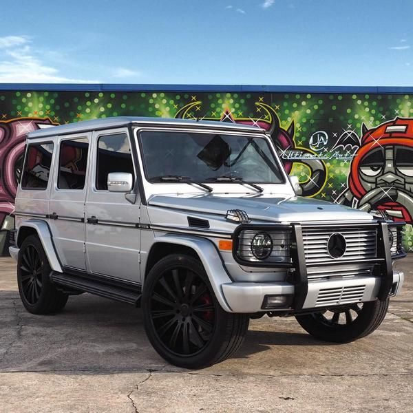 11878924 933949853312699 8250875626188702681 o Ultimate Auto   Tuning Mercedes G Klasse (G55 AMG)
