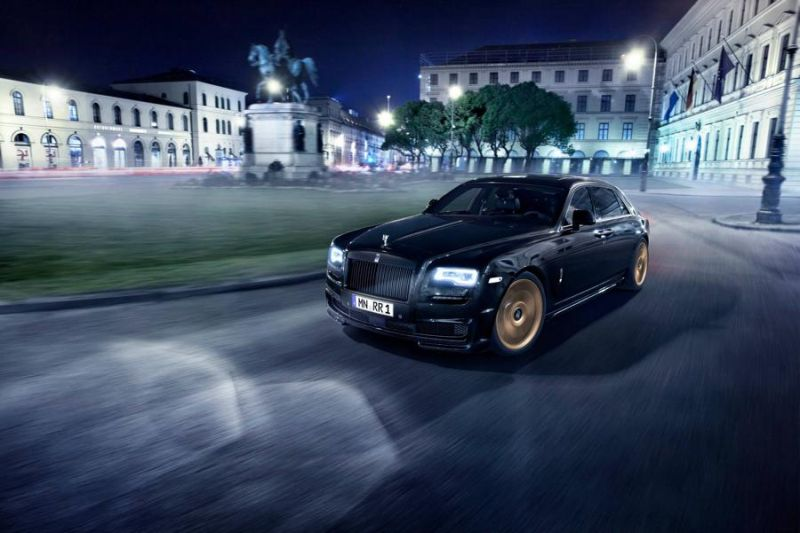 11878962 1027929360580528 2286937534133142690 o 709PS Rolls Royce Ghost   Tuning zum SPOFEC Black One