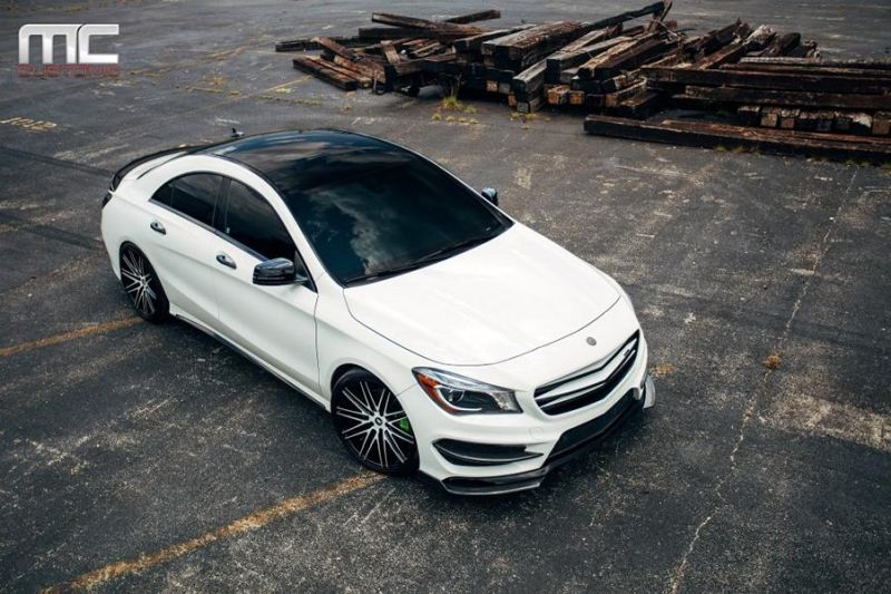 11879121 766175056833392 3461116276980995878 o Mercedes Benz CLA 250 Tuning by MC Customs