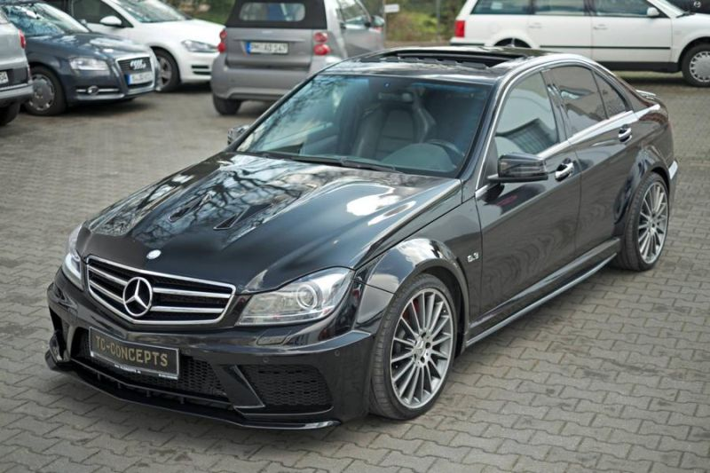11882344 1078958862128164 6830464478753034730 o Mercedes Benz C Klasse W204 by TC Concepts