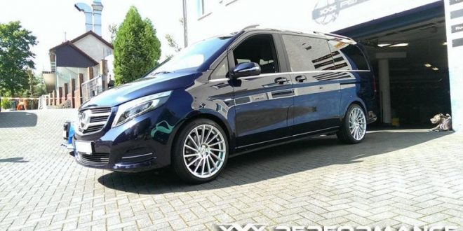 mercedes vito mit 20 zoll motec felgen by xxx performance. Black Bedroom Furniture Sets. Home Design Ideas