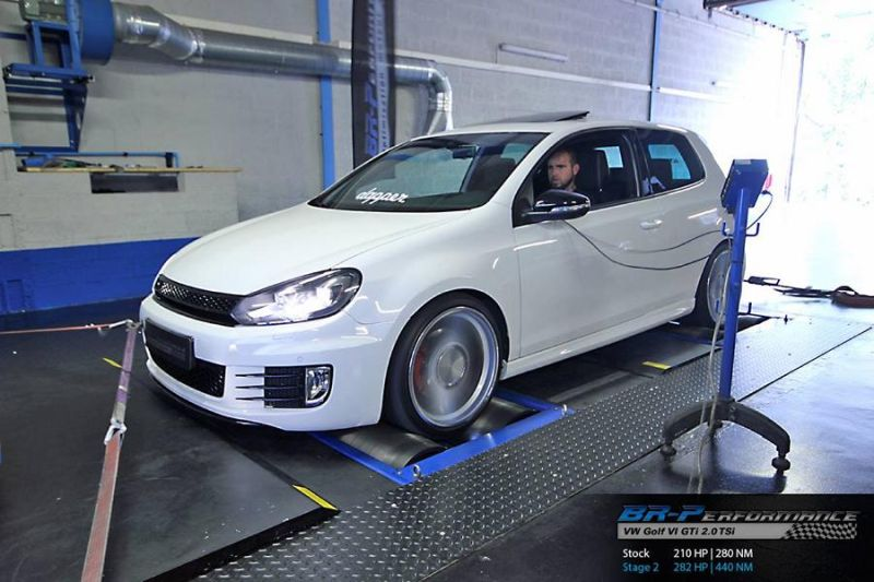 11885758 1008500085848081 7649797575895251682 o VW Golf VI GTi 2.0 TSi mit 282PS by BR Performance