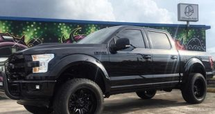 11893993 935750989799252 7822269173400991422 o 310x165 Ultimate Auto tunt den Ford F150 in Schwarz
