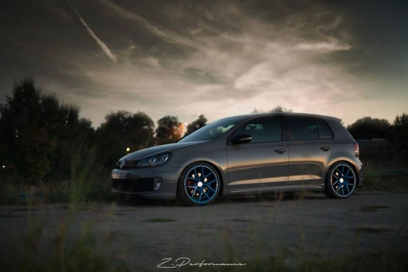 11894606 725337270905025 3045833648859253668 o VW Golf auf 19 Zoll ZP.NINE Z Performance Wheels