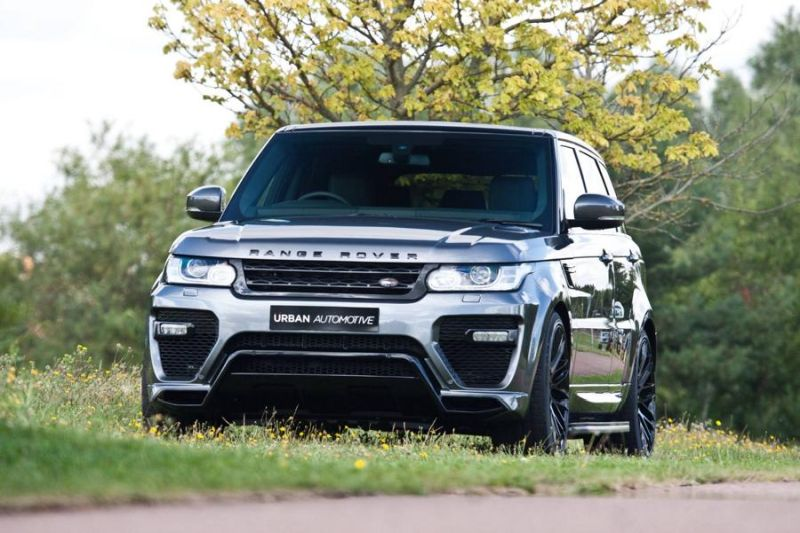 11895125 582140008592565 6568991946765423263 o Urban Automotive   Tuning Range Rover Urban RRS