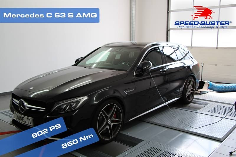 11900034 10153196814853002 7192680075296767221 n Mercedes C 63 S AMG mit 602PS by Speed Buster